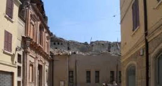 Terremoto Mirandola