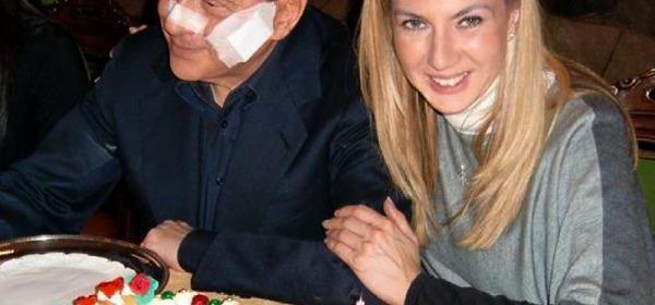 Michaela Biancofiore compleanno Silvio Berlusconi