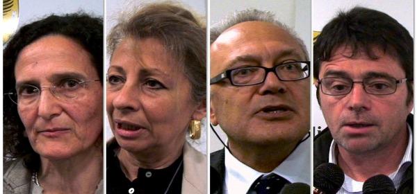 Paola Inverardi, Maria Grazia Cifone, Angelo Luongo, Francesco Vegliò
