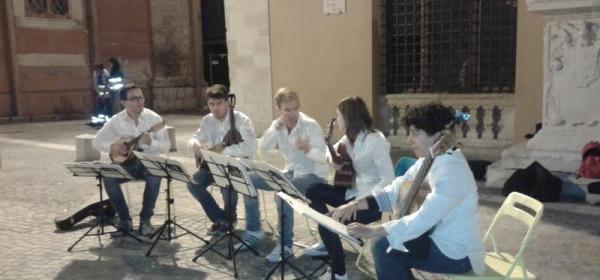 Il Quintetto a pizzico aquilano