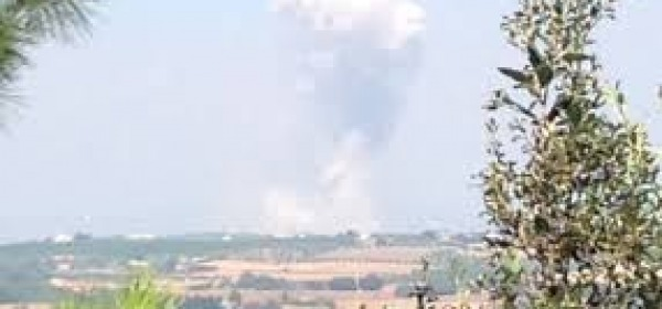 esplosione fabbrica fuochi pirotecnici