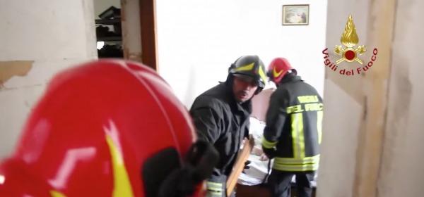 Esplosione fabbrica Pescara