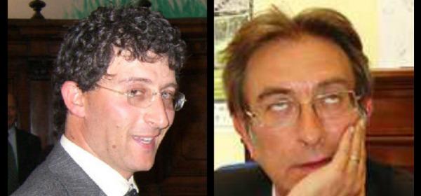 Roberto Tinari e Massimo Cialente
