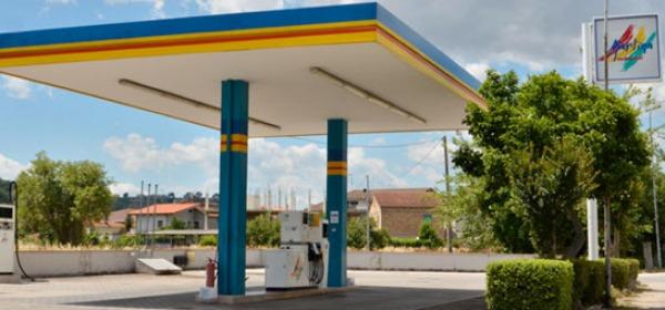 Il distributore Martina Carburanti di Moscufo