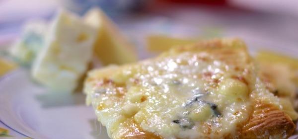 Pizza del Pastore ai 4 formaggi senza glutine