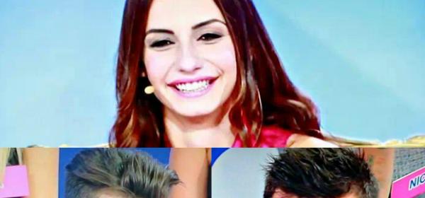 Anna Munafò, Marco Fantini ed Emanuele Trimarchi