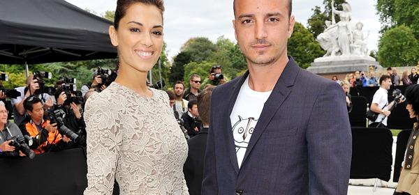 Giorgia Surina e Nicolas Vaporidis