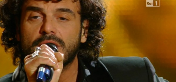 Francesco Renga 'Vivendo adesso'