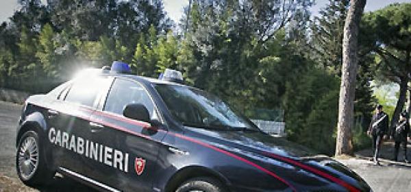Carabinieri aggressione Avezzano