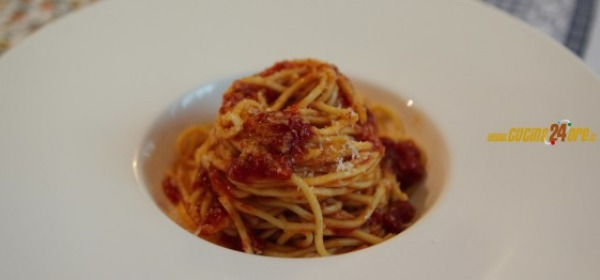 Spaghetti alla chitarra senza glutine