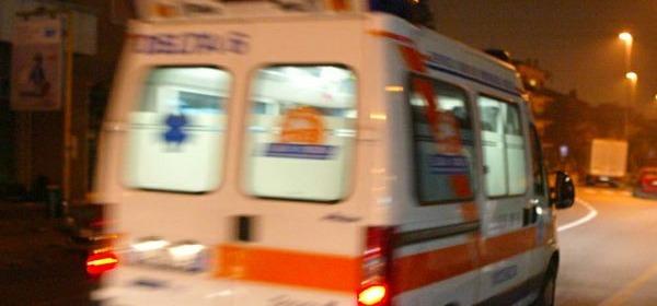 Ambulanza Nicole Angelini
