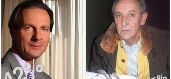 Francesco Mastromauro e Fabrizio Retko