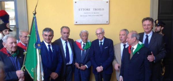 Targa Ettore Troilo