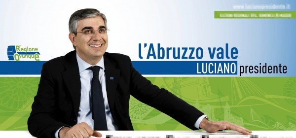 Luciano D'Alfonso