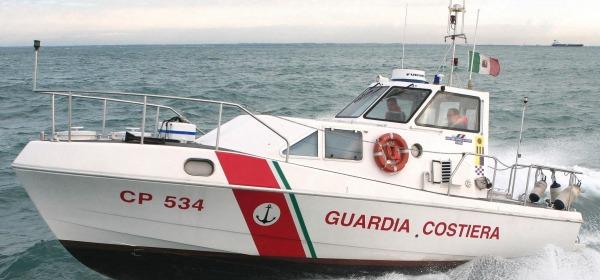 Guardia Costiera San Salvo (Ch)