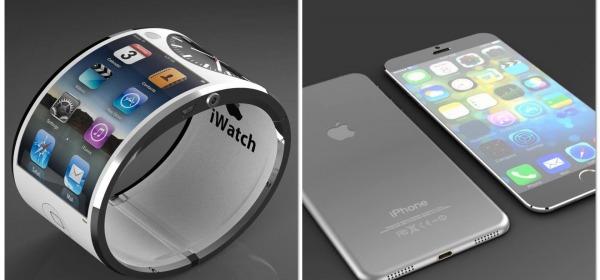 iWatch - iPhone