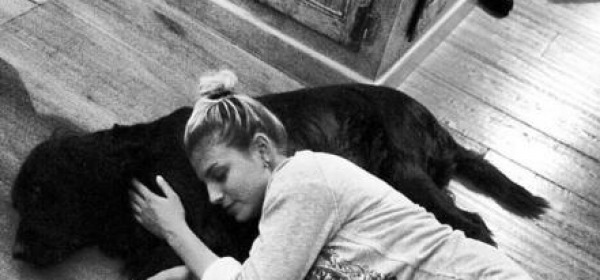 Emma Marrone ed il suo Cane