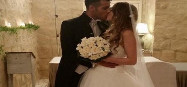 Alessia Cammarota e Aldo Palmieri Sposi, matrimonio