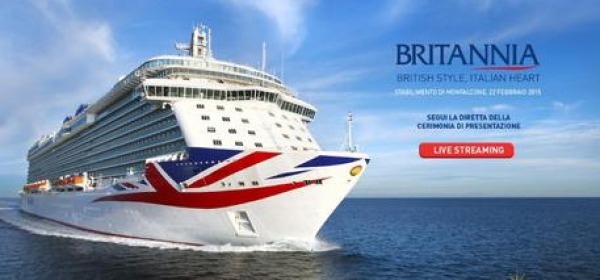 Britannia P&O Cruise