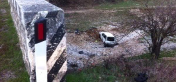 incidente stradale Trasacco-Collelongo