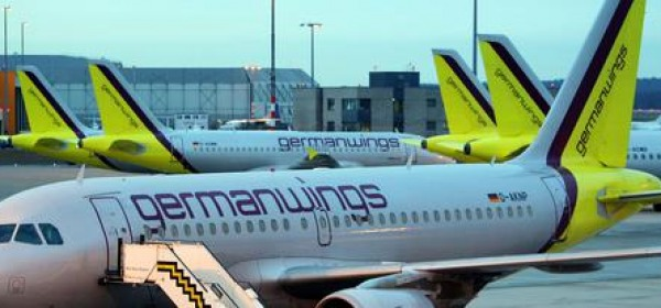 Bomba volo Germanwings