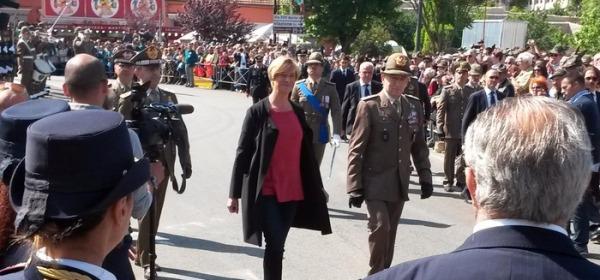 Ministro della difesa, Roberta Pinotti
