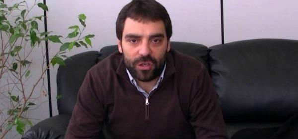 Luca Gramazio - fotogramma da youtube