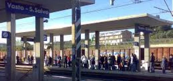 La stazione di Vasto-San Salvo