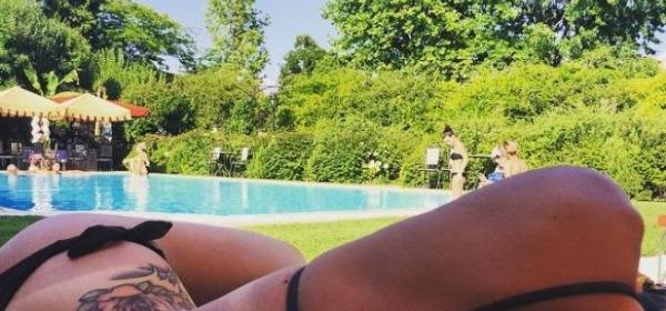 Federica Pellegrini su instagram