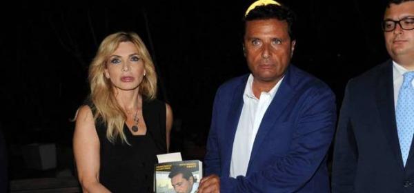 Schettino presenta il suo libro 'Le verità sommerse' - Ufficio Stampa