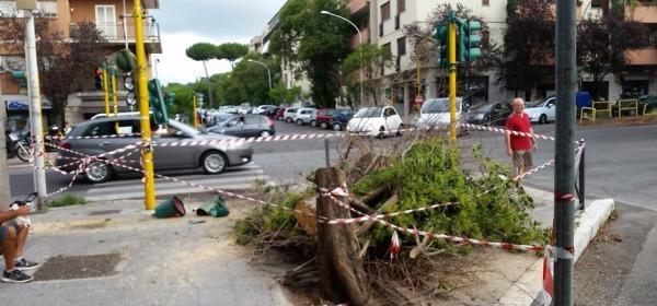 Bomba d'Acqua su Roma