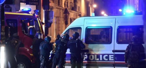 Parigi, Police