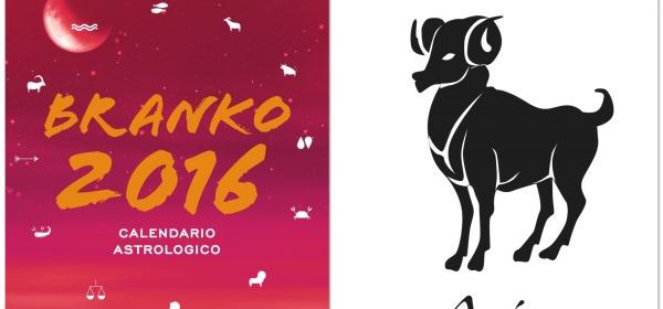 ARIETE - Oroscopo 2016 Branko