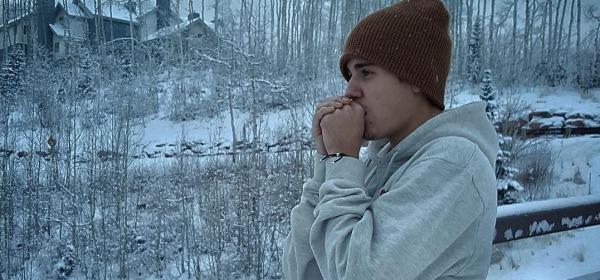Justin Bieber - foto da facebook