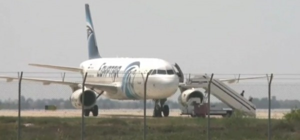 Airbus dell'Egyptair