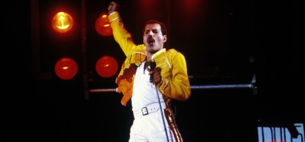 Freddy Mercury - foto da facebook