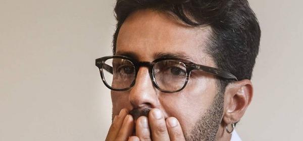 Fabrizio Corona, foto da instagram @fabriziocoronareal