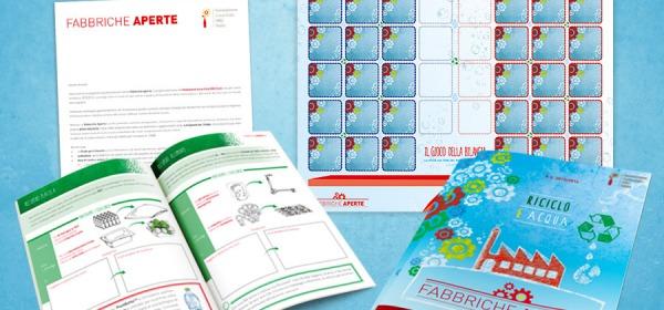 MATERIALI EDUCATIVI - progetto Fabbriche Aperte