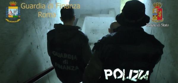 """""""Username"""" - Maxi Operazione Antidroga della Gdf di Roma"""
