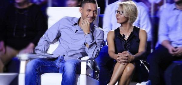 Francesco Totti - Maria De Filippi