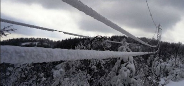 cavi neve - foto di repertorio