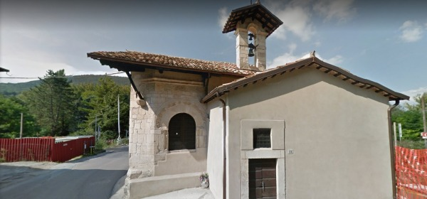 Chiesa di Santa Maria del Ponte (AQ)