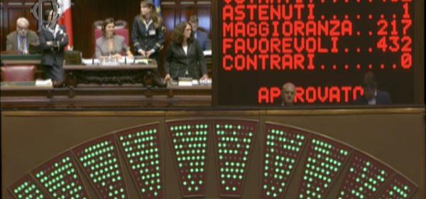 Camera dei deputati notizie da abruzzo24ore for Camera dei deputati diretta tv