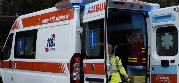 Ambulanza - foto di repertorio