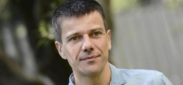 L'attore Domenico Diele