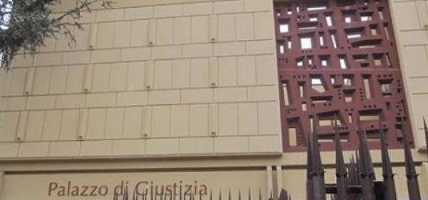 Palazzo di Giustizia L'Aquila