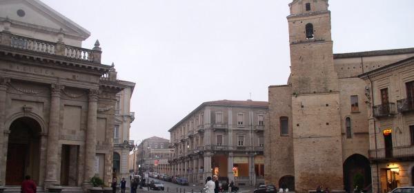 Piazza Pebiscito, Lanciano (Ch)