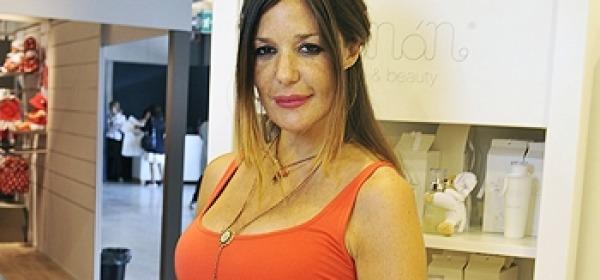 Alessia Fabiani incinta