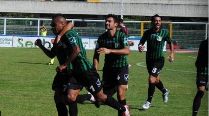De Sousa, autore del gol del 2-1