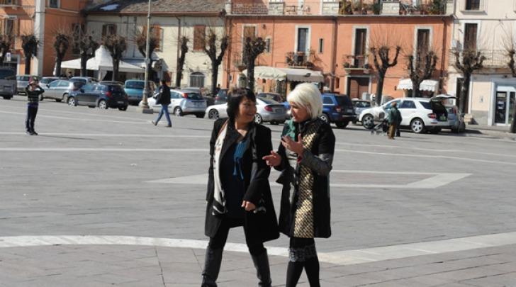 L'incontro a Sulmona